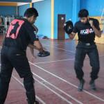Galle Seminar 2016 - pendulum footwork